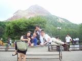 昭和新山にて