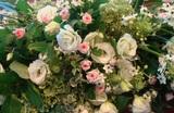感謝の花束を…